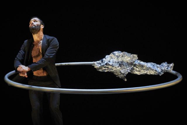 FESTIVAL LES UTOPISTES - PREMIERES PISTES - Juan Ignacio Tula -  Lieu : La Maison de la Danse - Ville : Lyon - Le 18 06 2018 - Photo : Christophe RAYNAUD DE LAGE